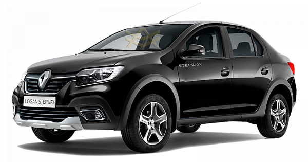 Цвета Logan Stepway New